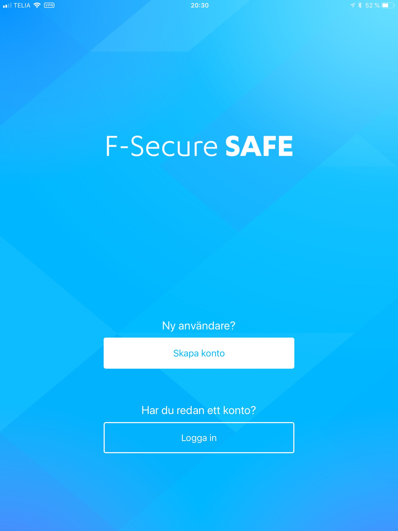 F-Secure Safe - iOS 6