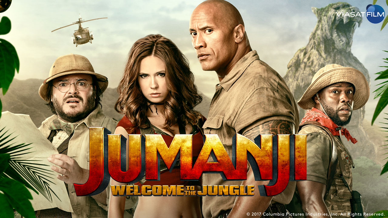 Jumanji Jungle Viaplay-Film 1280x718