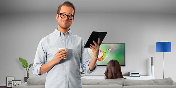 tv och bredband paket fiber